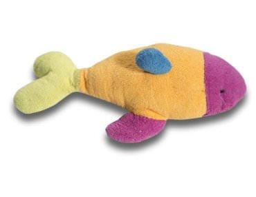 Fish Made of Cloth