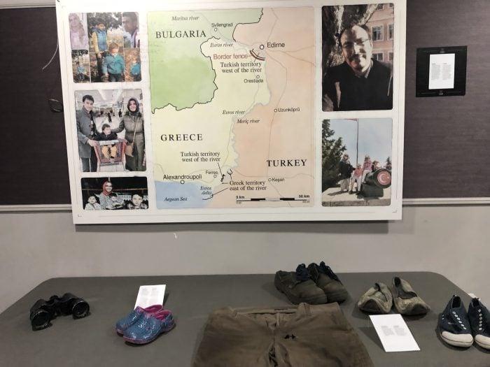 Tenkil Müzesi'nin ilk sergisi Brüksel'de açıldı