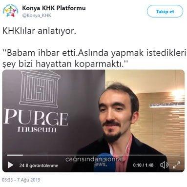 Konya KHK Platformu 