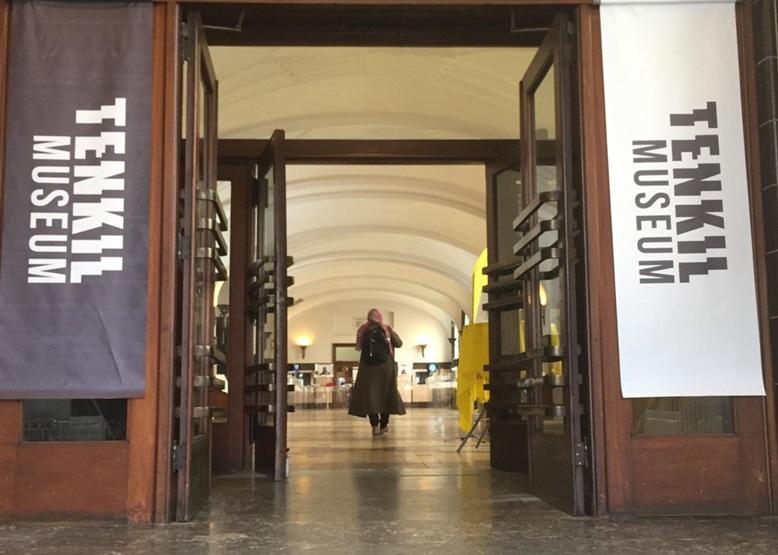 Tenkil Müzesi izlenimleri: Caddeye çıkıp haykırmak istedim…